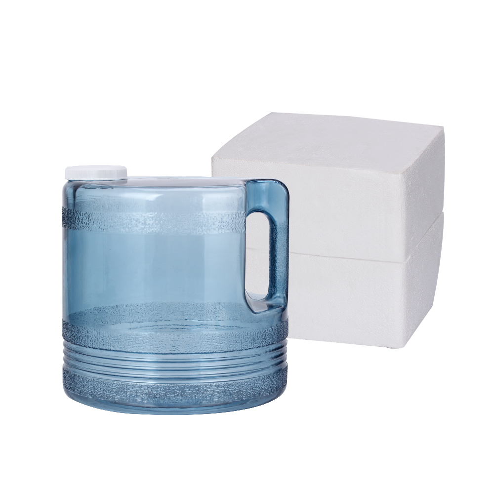 Image 2 - 4L Plastic Bottle Water Tank For Water Distiller Cartridge Distilled Water Machine Purifier Water Filter-in Water Filters from Home Appliances