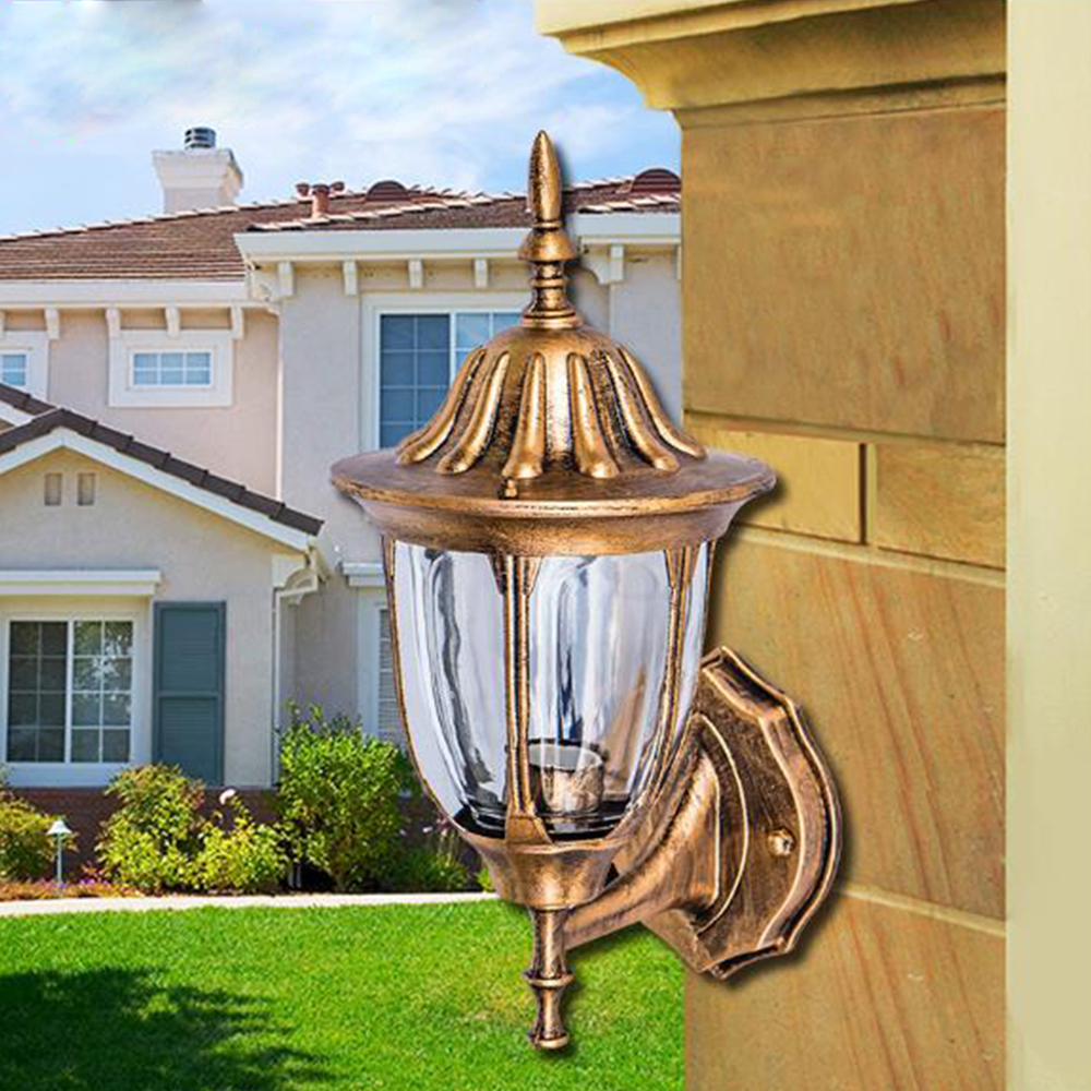 Luz CONDUZIDA Da Parede 10 W IP66 para projetos em Villa jardim do pátio Ao Ar Livre à prova d' água Aluminum40CM restaurante corredor luz de parede