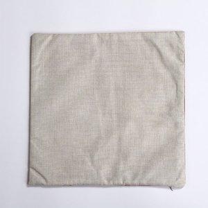 Image 2 - Funda de cojín de unicornio CAMMITEVER funda de almohada decorativa para el hogar funda de cojín de lino sofá funda de almohada de dibujos animados