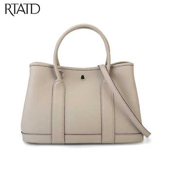 New High Capacity Women Bag Fashion Shopping Handbags For Ladies Shoulder Bag Chic Hasp Women Tote Q0287 - DISCOUNT ITEM  43% OFF All Category