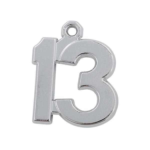 my shape 13-25 Lucky Number Birthday Charms 20pcs DIY Dangling Pendants fit  Bracelet 12 14 15 16 17 18 19 20 21 22 23 24 25