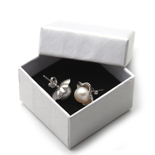 Real natural freshwater pearl earrings 925 silver