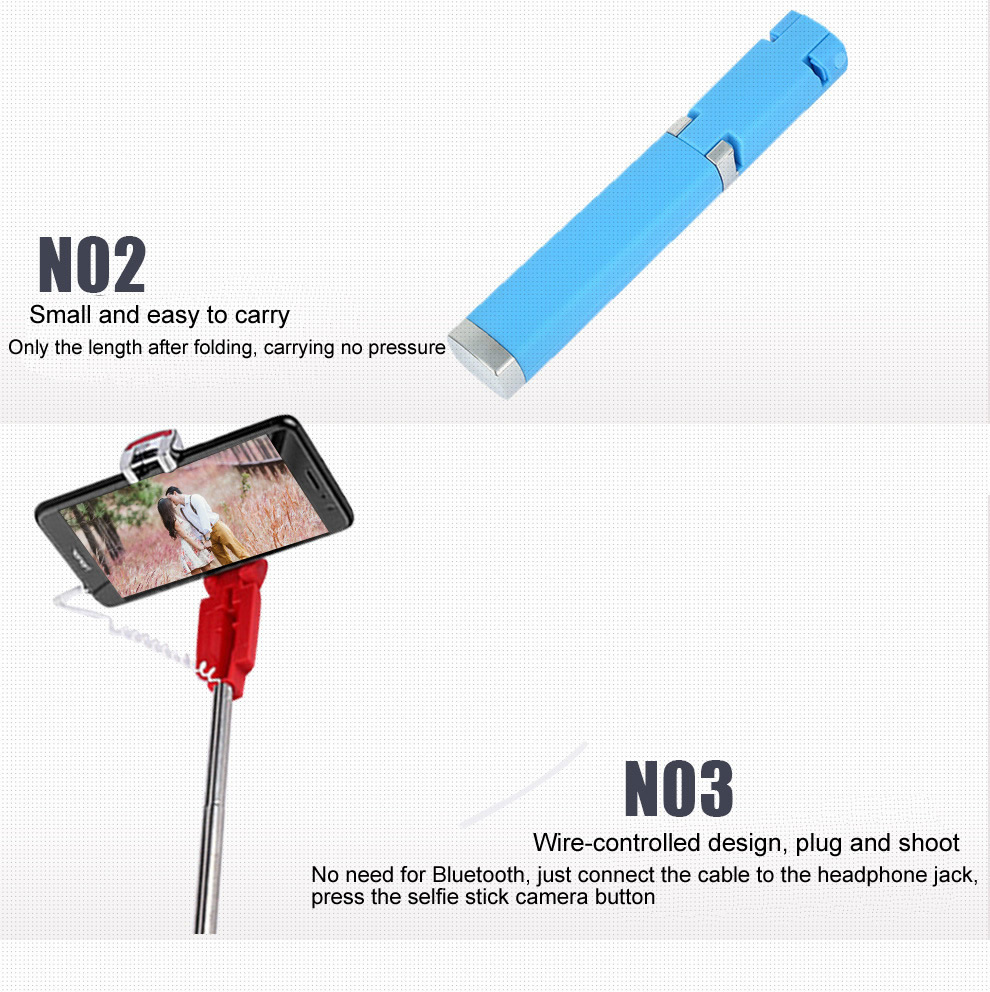 Self Timer Universal Mini Selfie Photo Artifact Easy to Carry Out