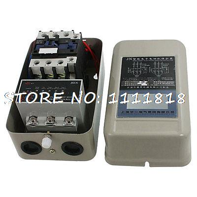 NO AC Contactor 5-65A Thermal Overload Relay Motor Protector 380V 11KW ac contactor sc n5px