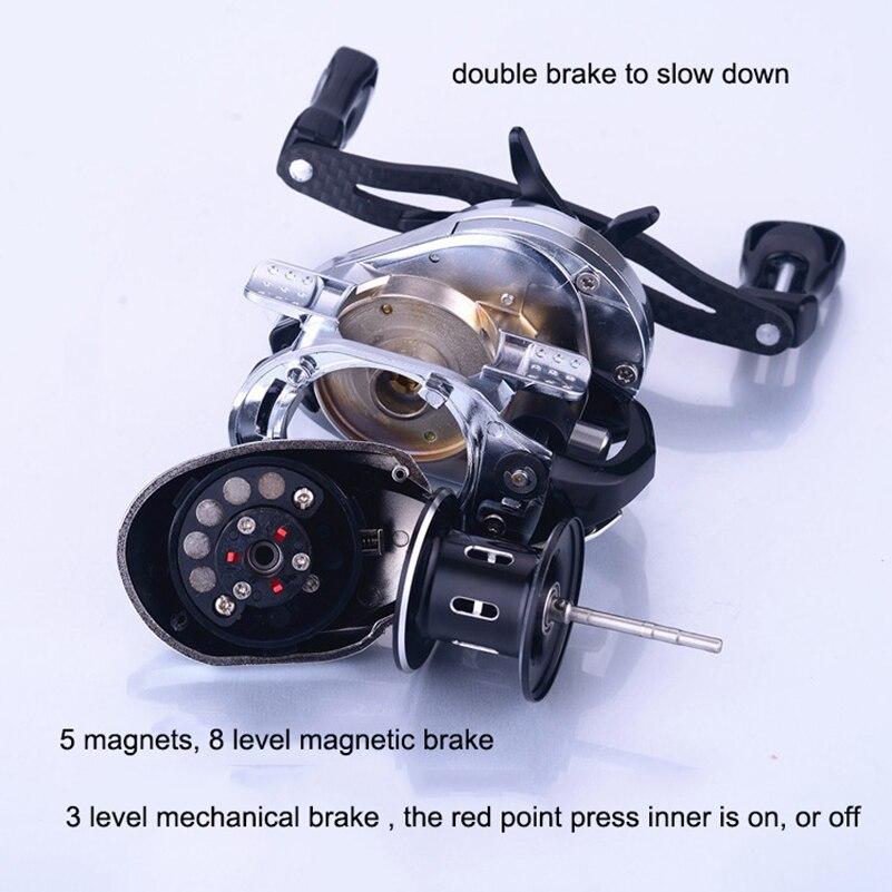 1BB 7.2:1 Last brake 12