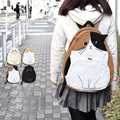 2016 New Japan Style Adorable Cat Design Rucksacks School Bag for Teenagers Girls Backpack Pupils Shoulder Bag Mochila Escolar
