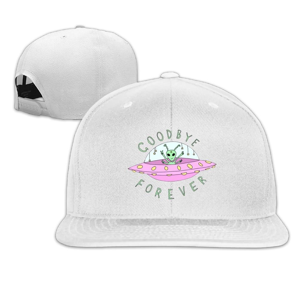 2017 Funny Pattern Alien Ufo Baseball Fitted Hat Casual Cap Gorras Hip Hop Snapback Hats Wash Cap For Men Women Unisex