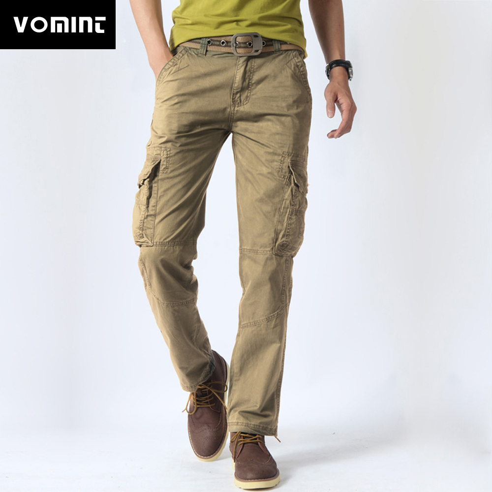 2019 Vomint Hot Mens Loose Rugged