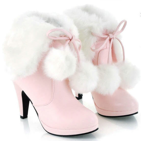 Popular Cute Snow Boots-Buy Cheap Cute Snow Boots lots from China ...