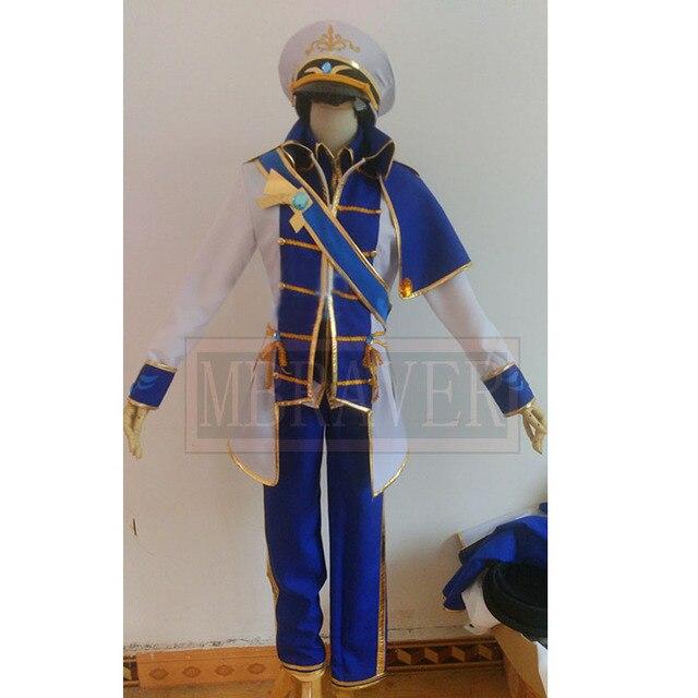 Tenue duniforme dhalloween Costume de Cosplay