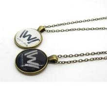 Westworld Logo Necklace | Hot property