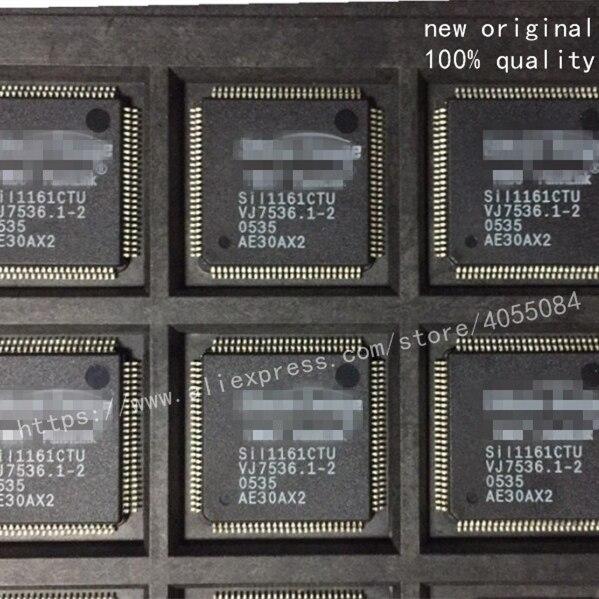 SIL1161CTU AU8522AA SAA7706H 210 MC9S08AC32CPUE SIL1161 AU8522 SAA7706H SAA7706 MC9S08 new