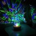 ASLT 2017 Novo 5 VRomantic Magia broca luminaria Luzes escurecimento inteligente CONDUZIU a lâmpada de projeção Da Estrela Da Noite