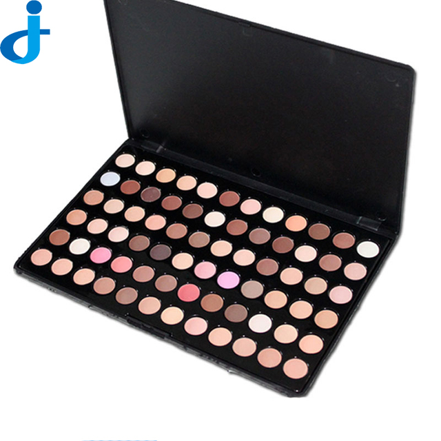 Professional Earth Color Eyeshadows Palette 72 Colors Earth Eye Shadow Makeup Shadow Palette Matte Maquiagem 2HY16