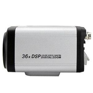 Image 2 - Uzaktan kumanda Analog 1200TVL CMOS Otomatik Odaklama 36X Kutusu Zoom güvenlik kamerası