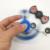 Mão Fidget Spinner EDC Bat Forma Rolamentos De Cerâmica Para TDAH ADICIONAR Brinquedos Brinquedo Austism Anti Stress Relief