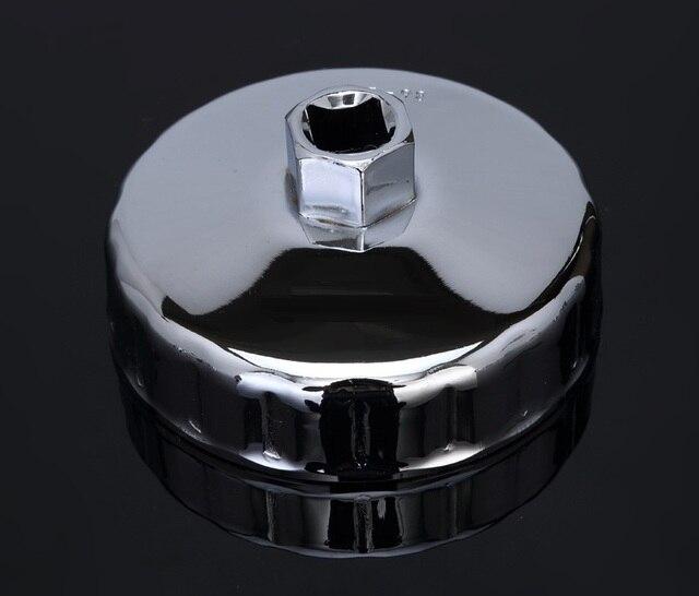 """901--905 llave de filtro de aceite de tapa de acero llave de caja de motor de estilo cuenco cuadrado de 1/2 """"Llave automática, Llave manual, neumático de herramientas de reparación"""