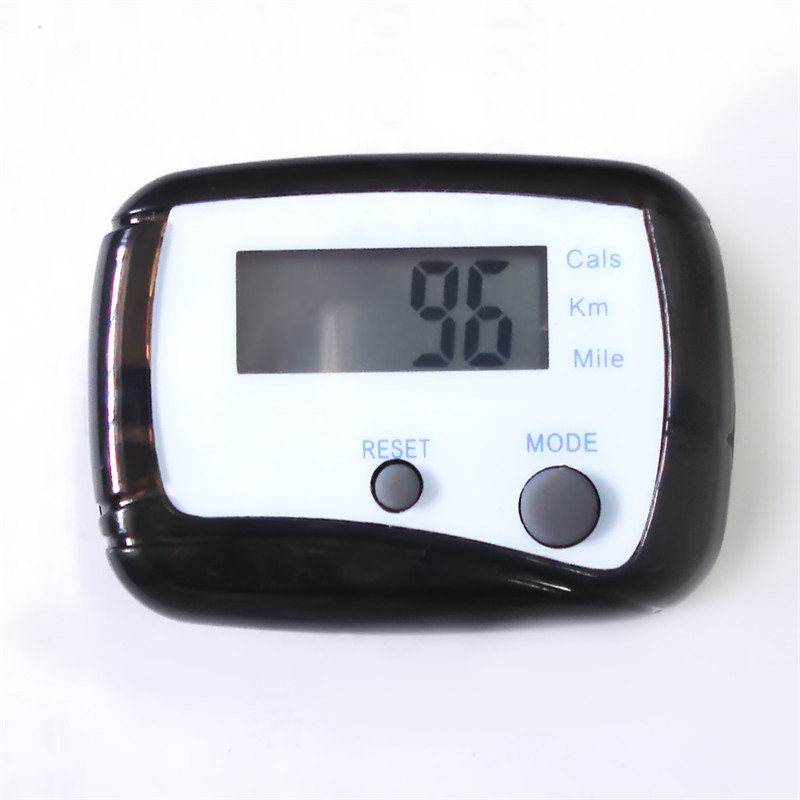 Step Counter Pedometer Walking Calorie Tracker Smart Digital Mini LCD Distance Calculation Counter