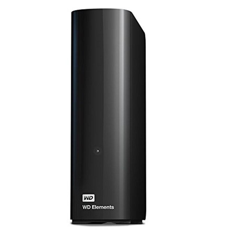 Image 5 - Western Digital 10TB 8TB TB 4TB 3TB Elements Desktop External Hard Drive USB 3.0 3.5Inch High capacity Storage Plug and PlayExternal Hard Drives   -