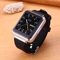 Q1 zaoyimall mtk6580 quad core 3g android 5.1 1 gb + 8 gb wifi bluetooth smart watch smartwatch telefone sim cartão para iphone android