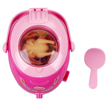 Mini Electric Rice Cooker With Simulation Chicken Pretend Play Toys