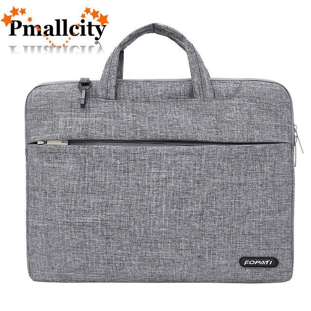 Fopati Waterproof Laptop Bag Case For Macbook Pro 13 15 Pouch Xiaomi Notebook Air