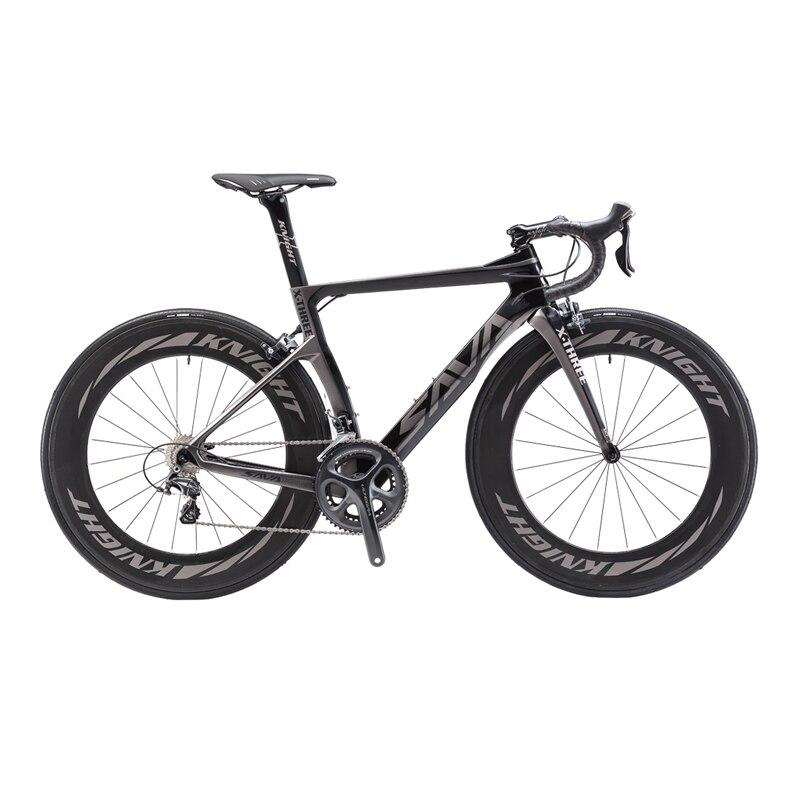 Tienda Online SAVA T800 700C Bicicleta de Carretera Marco de Fibra ...