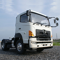 1/14 грузовик Hino700 4X1 трактор металлический корпус высокий крутящий момент электрическая модель LS-20130008 RCLESU грузовик тамиа