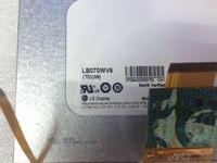 7.0 인치 TFT LCD 디스플레이 LB070WV6-TD08 재고 즉시 배달