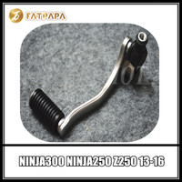 Motorcycle Accessories Parts Shift lever shift pedal Fit For Kawasaki NINJA 250R 300 EX250R Z250 Z300