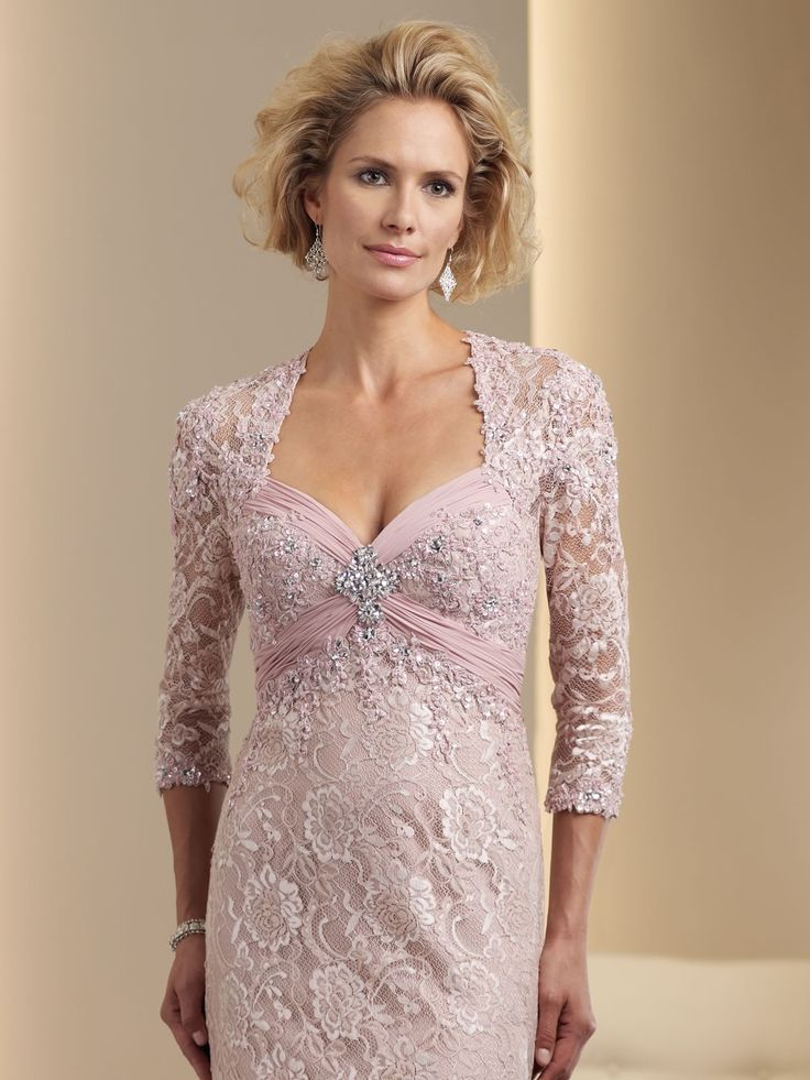 2015-New-Arrival-Mother-Of-The-Bride-Dress -3-4-Sleeve-Lace-Beading-Appliqued-Wedding-Guest.jpg
