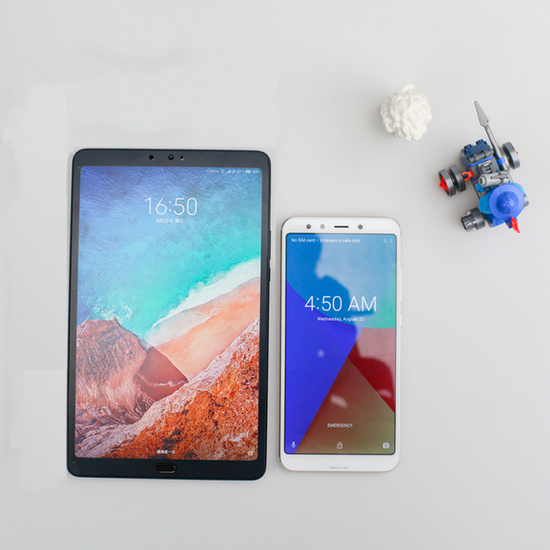 """Image 5 - Xiaomi Mi Pad 4 OTG LTE/WiFi MiPad 4 Tablets 8"""" PC Snapdragon 660 Octa Core 64G 1920 x 1200px 13.0MP+5.0MP Cam 4G Tablet-in Tablets from Computer & Office"""