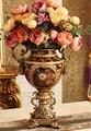 Европейские антикварные вазы. флористики меблировки статьи