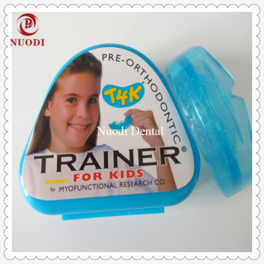 Orthodontic Brace t4k/Kids pre-orthodontic trainer T4K/MRC trainer t4k dental teeth trainer appliance original myofunctional t4k orthodontic teeth trainer t4k teeth trainer t4k phase 2
