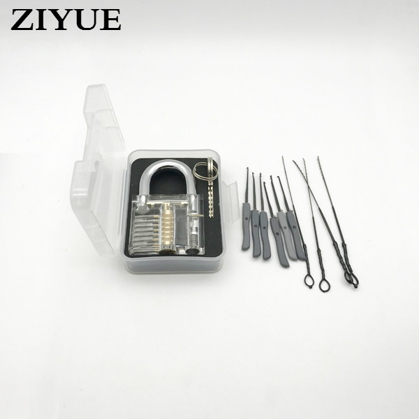 Clear padlock practice lock pick set with Broken Key Extractor Set Locksmith Tool Key Removing Removal Hooks Lock Kit russian keyboard for gateway ne56 ne56r ne51b p5ws6 ne71b nv59a nv59c nv79c ru black