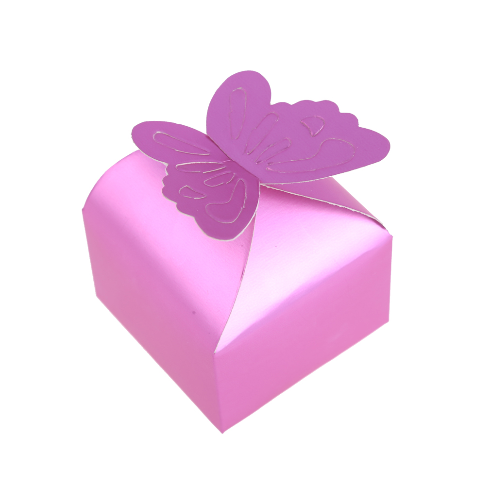 50pcs/lot Paper Gift Box Candy Boxes Gift Boxes Wedding Favors and ...