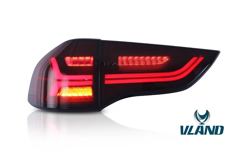 VLAND factory for Car Tail light for Pajero Sport LED Taillight 2011 2018 for Montero Sport