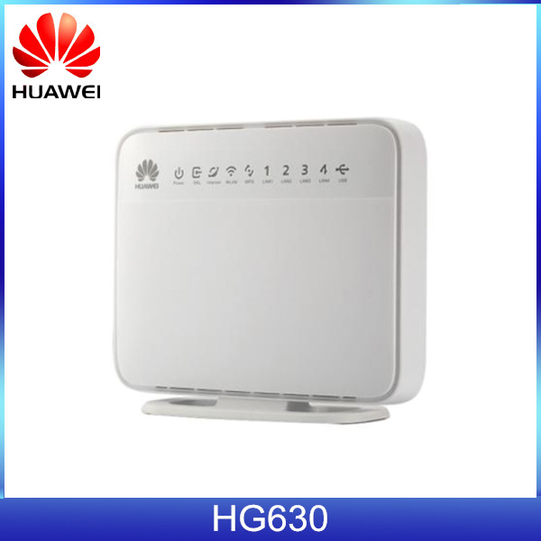 Best Price Huawei HG630 WIFI Router VDSL2 Modem-in Fiber Optic
