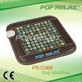 POP RELAX Korea quality infrared jade seat mat with heat PR-C06B 45x45cm