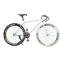 141002 Dead Fly Bike Men And Women Style Bend The Road Bike Inverted Brake Solid Tire