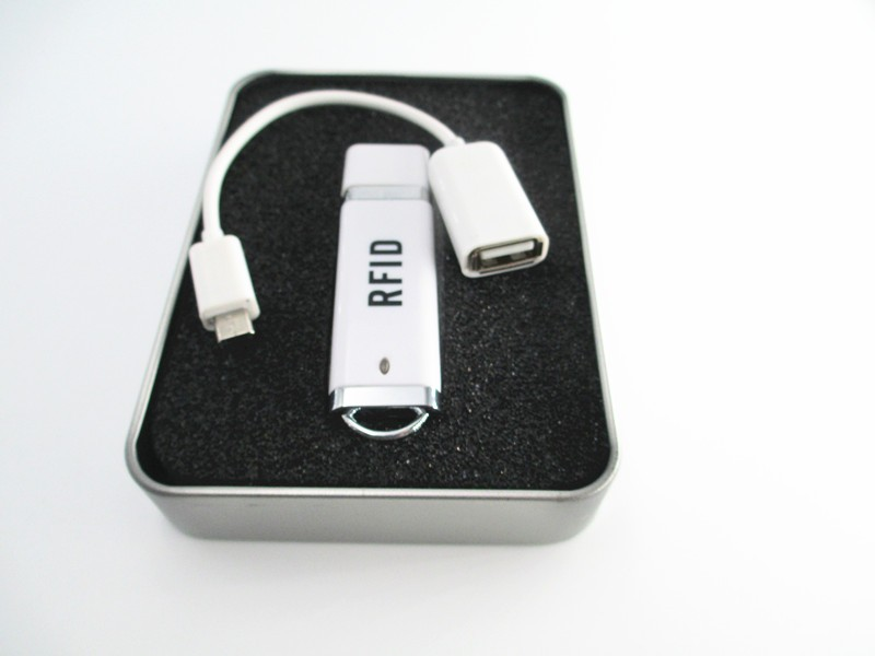 Micro 125KHz OTG Mini USB RFID Reader for iPad Android Mac Windows Linux Windows