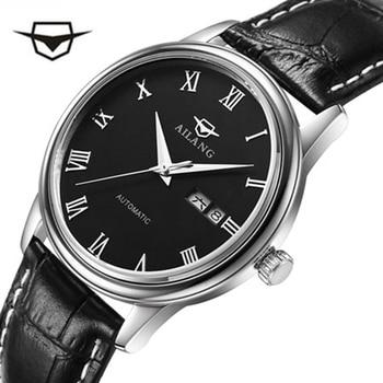 db21239d3782 2019 AILANG de marca de lujo de la mejor automático mecánico de los hombres  de reloj diesel diver reloj de hombre hombres suizos de reloj de acero ...