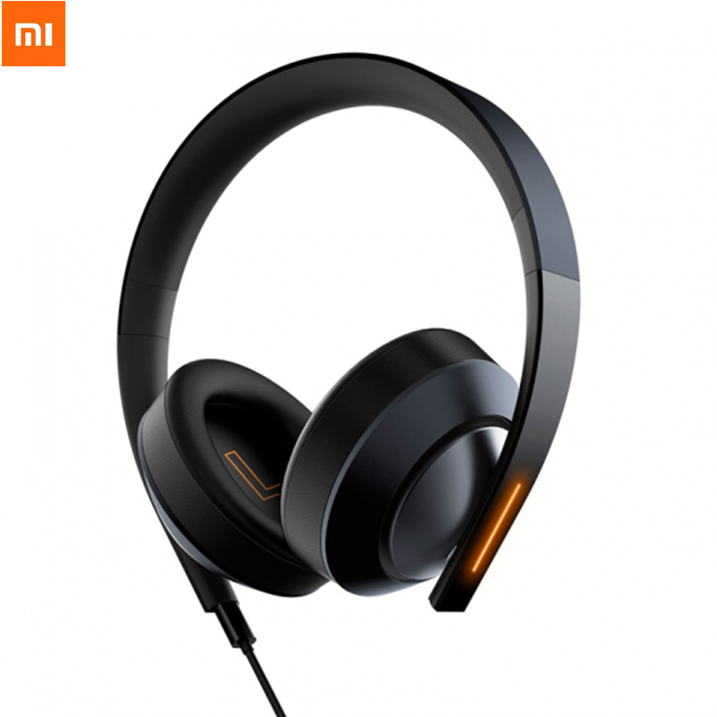 Здесь продается  Xiaomi 7.1 Virtual Surround Sound Stereo 3.5MM USB Gaming Headphone wit Mic LED Light 40MM Speaker ENC Noise Cancelling Earphone  Бытовая электроника
