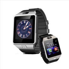 DZ09 Bluetooth Smart часы с коробкой Для мужчин Для женщин бесплатная доставка для телефона Android Поддержка SIM/карты памяти наручные Спорт