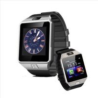 DZ09 Bluetooth Smart Watch Men Women Free Shipping For Android Phone Support SMI TF Sport WWristwatch