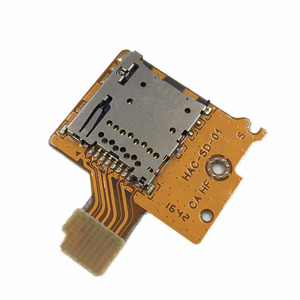 Image 2 - 10PCS New SD TF Card Socket Board For Nintend Switch Game Console Card Reader Slot Socket