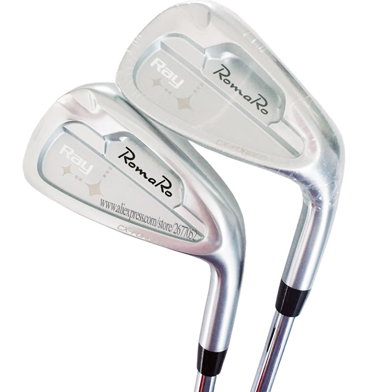 Cooyute Mew Golf Clubs Romaro Ray CX Golf Irons 4-9P Irons Set Steel Shaft R Or S Flex Golf Clubs Shaft  Free Shipping
