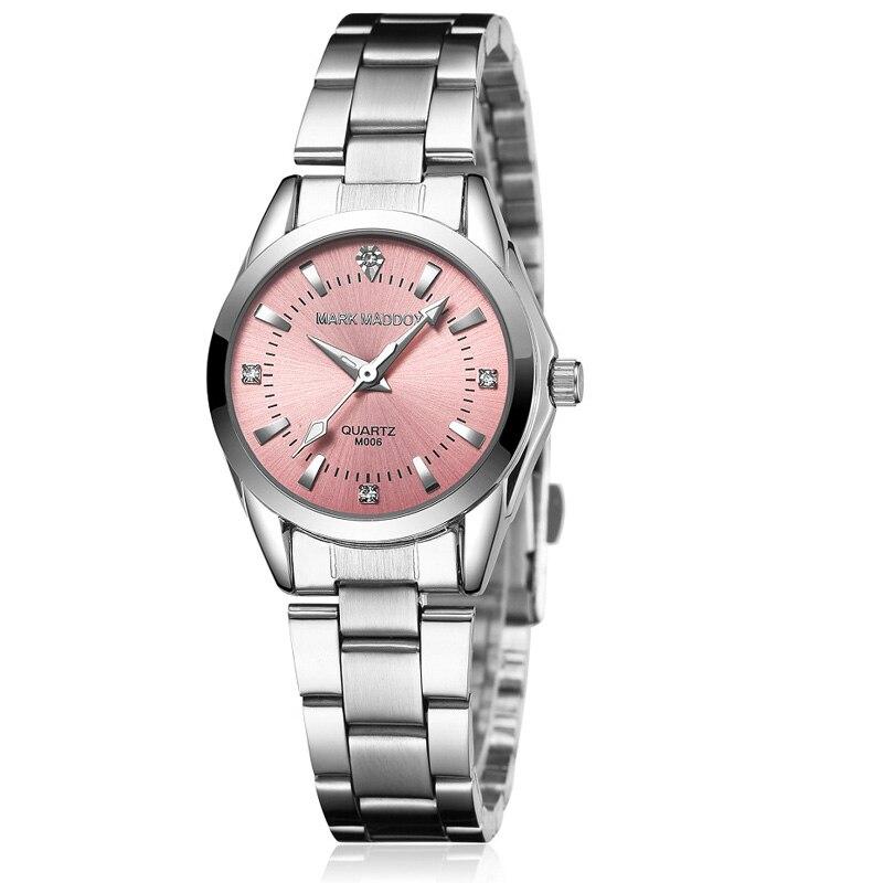 Prix pour 2017 SUISSE Marque Maddox Marque nouvelle montre de mode de femmes watchs quartz Marque De Luxe montre petite montre femmes