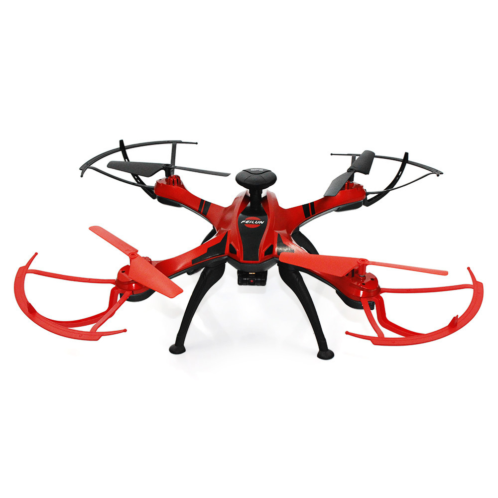 FEILUN FX176C1 RC Quadcopter Drone Remote Control Helicopter Drone Camera RC GPS Drone With 1MP 2MP Camera Brushed RC Quadcopter