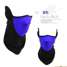 SIF Neck Warm Half Face Mask Winter Sport Mask Windproof Bike Bicycle Cycling Mask Ski Snowboard Outdoor Masks Dust MAR 30